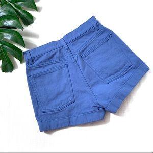 American Apparel Shorts - American Apparel jean shorts